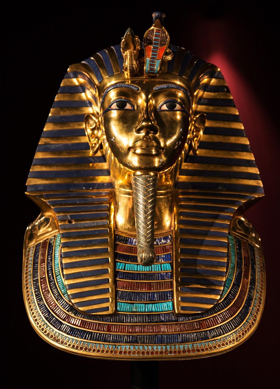 tutankhamun-484699_1280